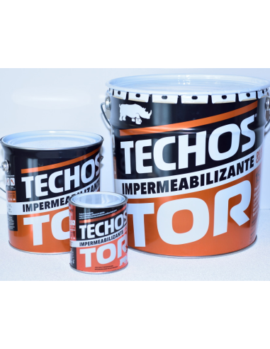 TECHOS FIBRADO NEGRO 750 ML